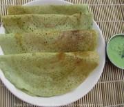 Palak Dosa | Spinach Dosa
