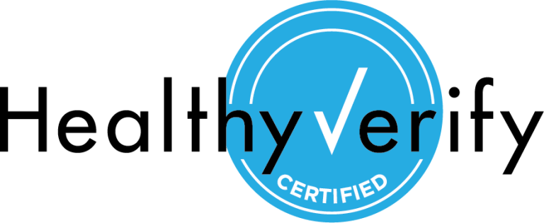 Healthy Verify Certified