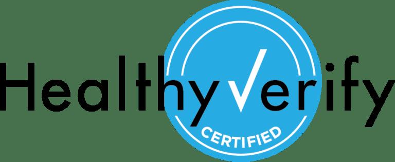 Healthy Verify Certified