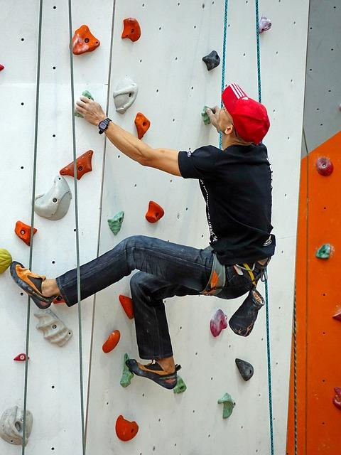 Healthy Verify Rock Climbing