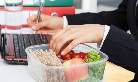 Promoting healthy eating habits at the workplace is a recipe for success