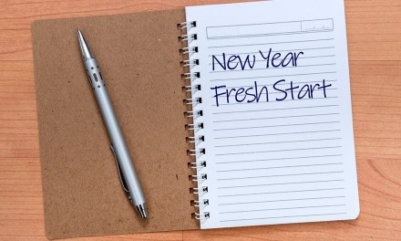 Make your New Year's resolution stick in 2021