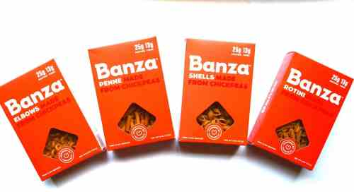 Image result for Banza Pasta