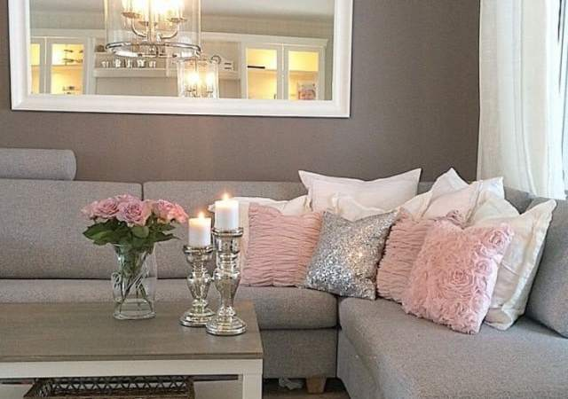 Grey Living Room Decor Ideas - Healthy Wealthy Skinny