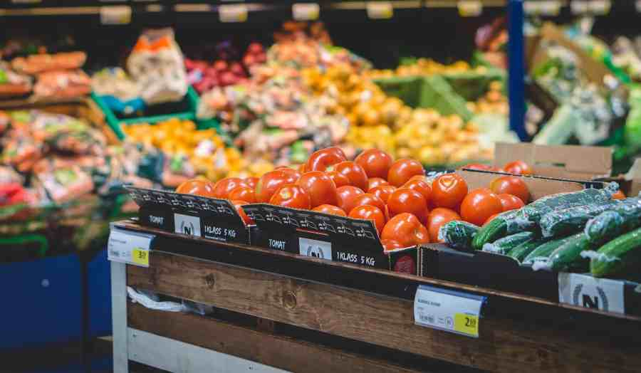 How to Cut Your Grocery Bill - Shop the Perimeter