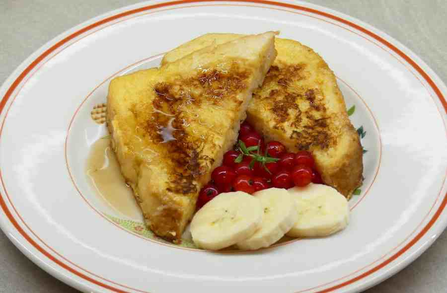 Frugal Meals - French Toast for Breakfast
