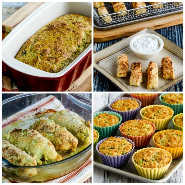 Favorite Low-Carb Recipes with Almond Flour collage photo