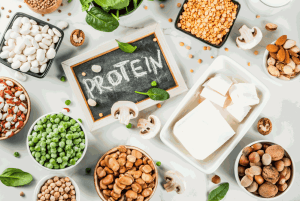 Proteins: six essential nutrients