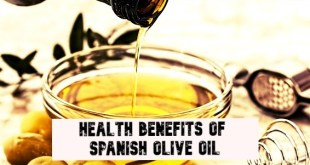health benefits of Spanish olive oil