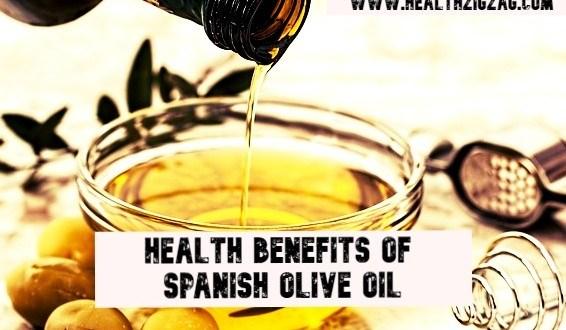 health benefits of Spanish olive oil