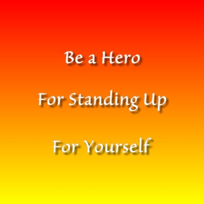 Be a hero
