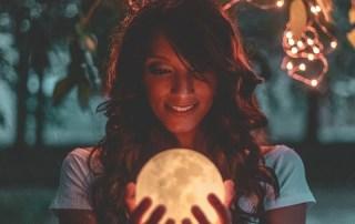 Be the Full Moon
