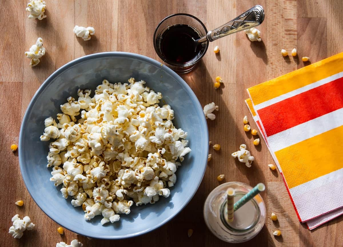 is microwave popcorn bad for you 5