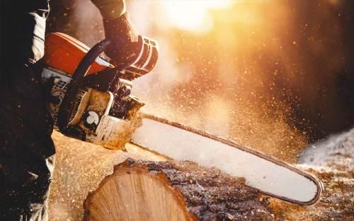 chain-saw