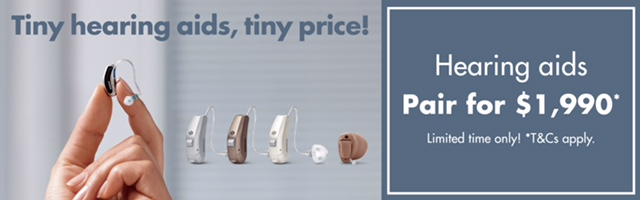 Hear clear tiny hearing aids