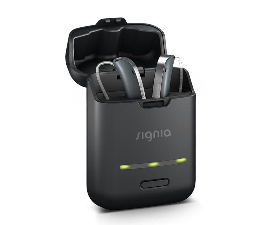 Signia Styletto Rechargeable Hearing Aid