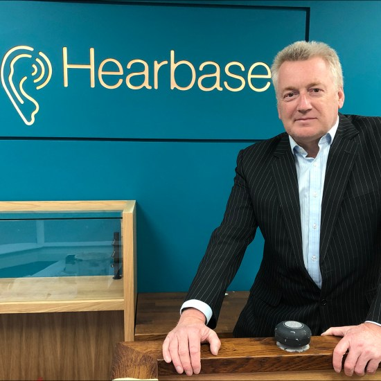 Hearbase new Deal branch