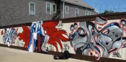 Chi City Whole Wall (Kedzie & Irving Park) No Longer Exists.