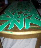 2007 - I Am The Way Table (side view)
