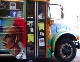 Art Bus Painting