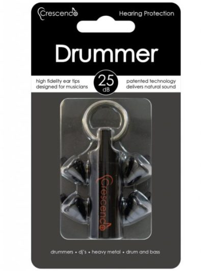 drummer hearing protection