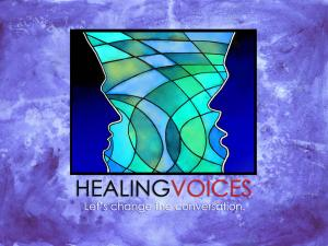 Healing Voices Flyer