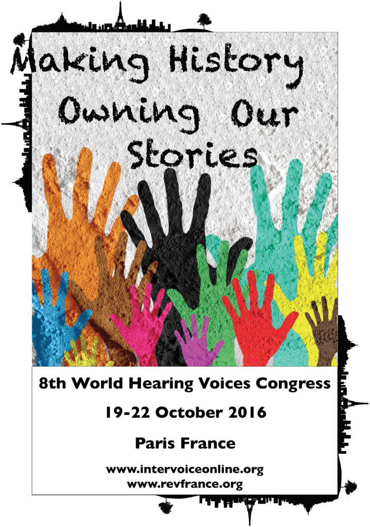 8th World Hearing Voices Congress poster