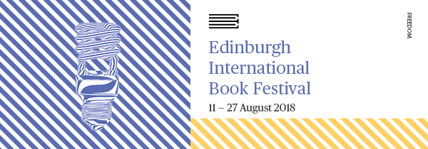Image result for edinburgh book festival 2018