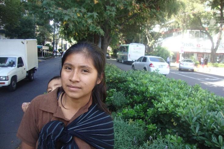 Verónica, Distrito Federal in Mexico City (by Stéphane Vigneault)