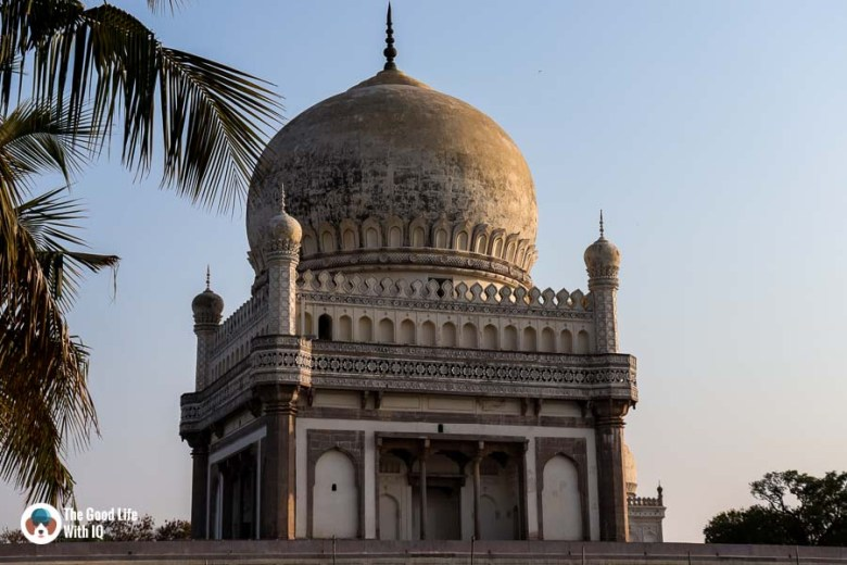 Hyderabad - Qutb Shahi tomb