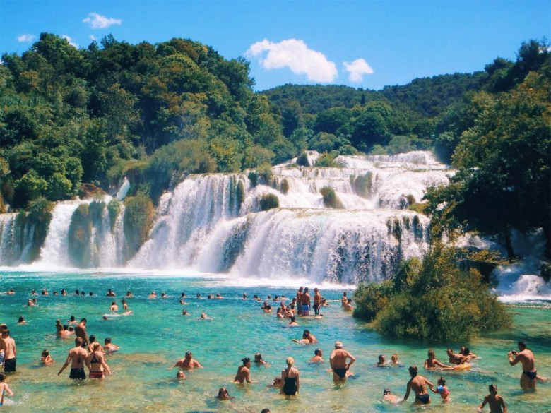 Side trips_National park Krka