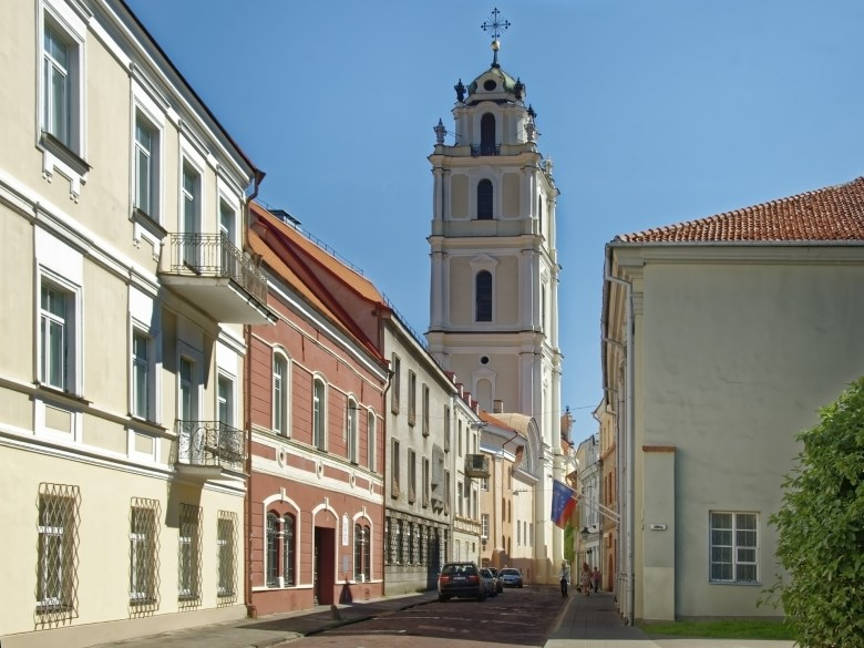 No better time than Summer to explore the UNESCO-listed old town of Vilnius