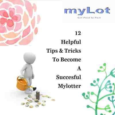 12 helpful tips and tricks to become a successful mylotter