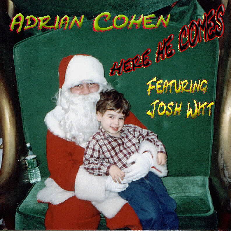 REVIEW: Adrian Cohen- 'Here He Comes'