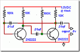 DIY ring oscillators