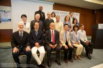 "International Symposium ""The Open Mind of Lafcadio Hearn: His Spirit from the West to the East"" on July 2014 in Lefkada, Greece."