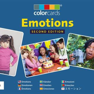 Colorcards - Emotions