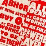 14. Abhor -Spurgeon Photo Quote