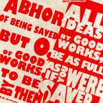 14. Abhor -Spurgeon Photo Quote