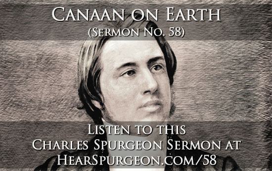 58. post pic spurgeon boy sermon audio canaan earth