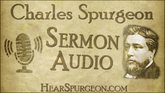charles spurgeon, sermon audio, The Sympathy of the Two Worlds