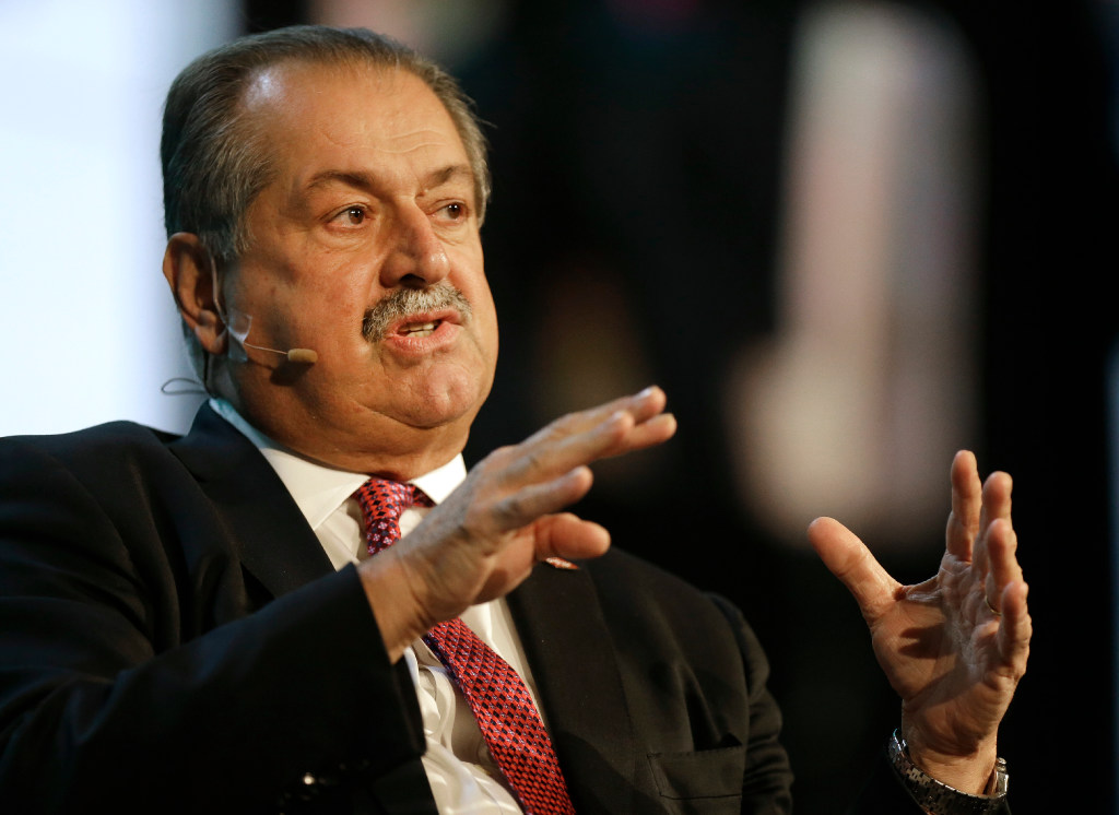 Andrew Liveris to retire from combined DowDuPont company mid