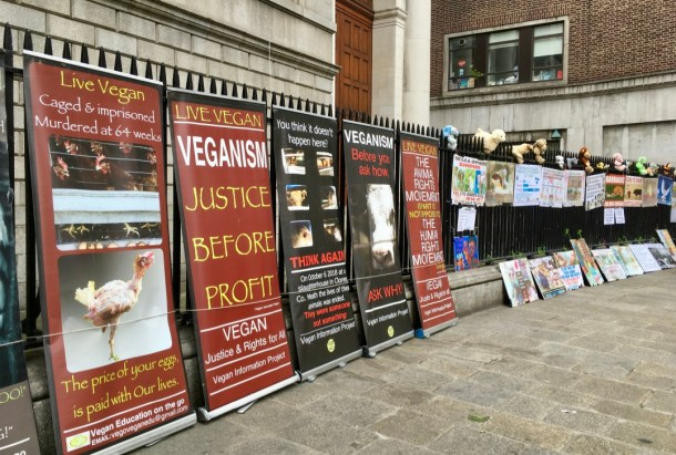 vegan-protest-signs