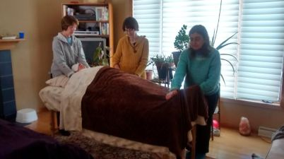 reiki sahre at my house