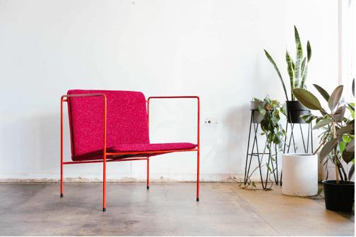Andrew Eden's Minimalist Approach to Furniture Design