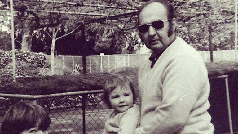 Coaxing the sweet things: My dad and dementia