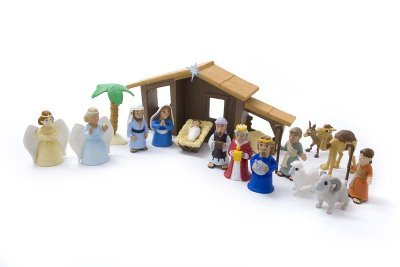TOS Crew Review: ONE2BELIEVE NATIVITY SET