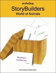 Schoolhouse Crew Review: WriteShop StoryBuilders