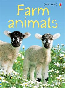 Farm Animals book for kids