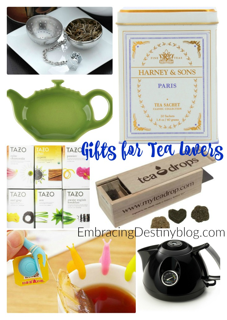National Hot Tea Month and Gifts for Tea Lovers | Heart and Soul ...